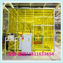 上海工業鋁型材安全圍欄設備防護罩機械框架