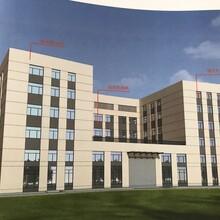 天津外环10亩工业地定制厂房办公楼招商图片