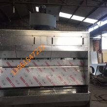 上海家具喷漆房生产厂家-水帘喷漆机价格-水帘烤漆房定做安装图片