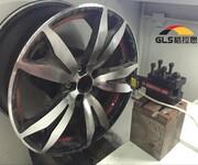 汽车轮毂修复设备轮毂拉丝机轮毂整形机生产商图片