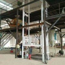 液压升降货梯厂家推荐佰旺牌二三楼海口升降货梯液压货梯