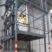 液压货梯厂可定制佰旺牌载货货梯简易货梯无机房货梯图片