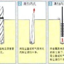 承揽大连化学锚栓植筋地脚螺栓锚固施工