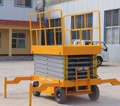 哈尔滨SJY0.3-6移动式升降机升降平台峻峰机械送货上门