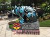 海南省雕塑定制海口市玻璃钢雕塑定制-海南雕塑厂家