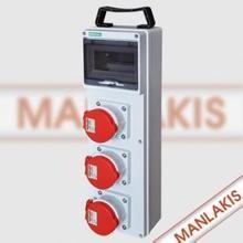 MANLAKIS工业插座图片