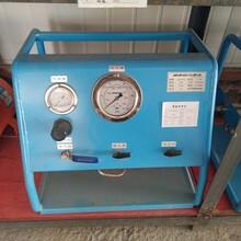 供应气动试压泵管道试压泵计算机控制试压泵现货供应图片