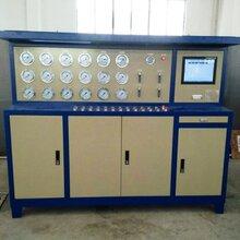 气动试压泵集成式灭火器检测设备大流量试压泵打压泵图片
