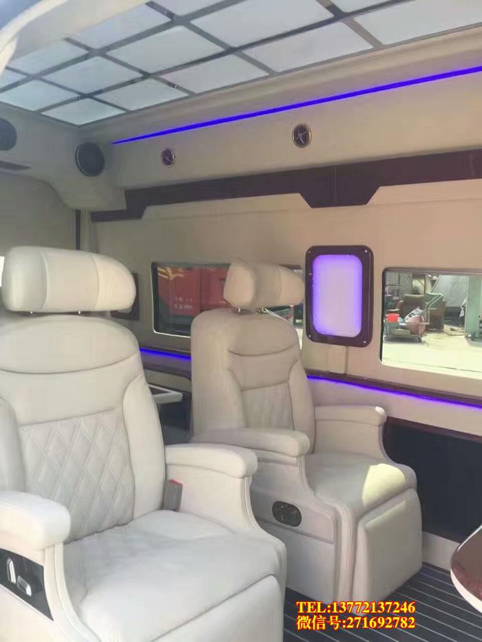西安改装豪华商务车