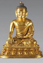 明清铜佛像是目前最好交易的古玩