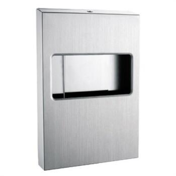 四分之一迷你小型坐厕纸盒,厕所装放在便桶上的坐垫纸盒子
