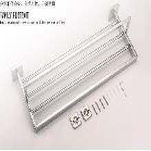 304不锈钢卫生间浴室架整理架不锈钢材质防水防锈图片