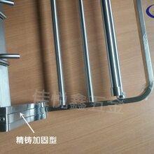 304不锈钢卫生间杂物架可以放洗发水肥皂的架子图片