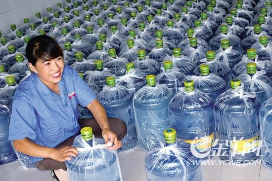 【桶装水高效消毒产品-格科五加仑桶消毒剂】