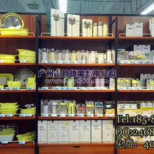 文具展示柜,木質展柜,韓國風格文具貨架,文具店展示柜