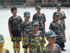 珠海青少年军事夏令营活动