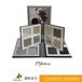 PY099-4人造石塑料样品册,厂家直销,款式繁多