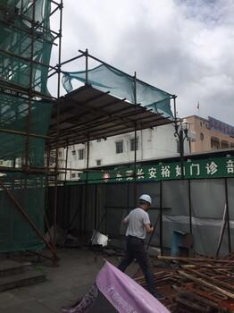 石龙专业搭竹架搭外墙翻新架排栅架搭设
