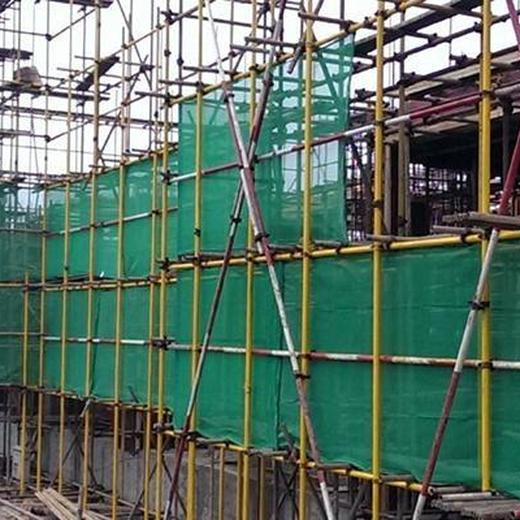 牢固搭钢管架-建筑工程机械与设备租赁