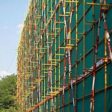 厚街镇牢固搭钢管架施工经验丰富图片