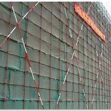石龍鎮承接腳手架-排柵工程施工圖片