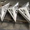 雕花铝单板门头
