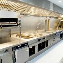 商用厨房设备安全性要点