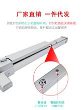广东深圳不锈钢消防推杆报警锁炜祥安采购图片