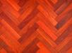 香花梨木大果紫檀木地板工厂生产老挝花梨木地板