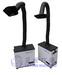蓝世定制激光烟雾净化器激光专用价格优惠厂家直销