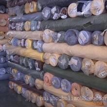 南昌库存布料回收-服装回收-服装辅料回收