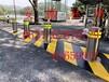 山西太原液压升降柱/太原校园智能阻车防撞柱升降路桩