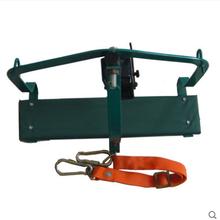 华泰电工滑椅高空滑板单轮电工吊椅钢绞线滑车双轮电工滑车图片
