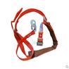 华泰单保险安全带红色安全带爬杆安全带检测报告电工安全带