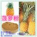 菠萝粉浓缩菠萝汁粉喷雾干燥100%全水溶菠萝果粉菠萝提取物