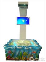 魔幻沙桌,投影娱乐机台图片