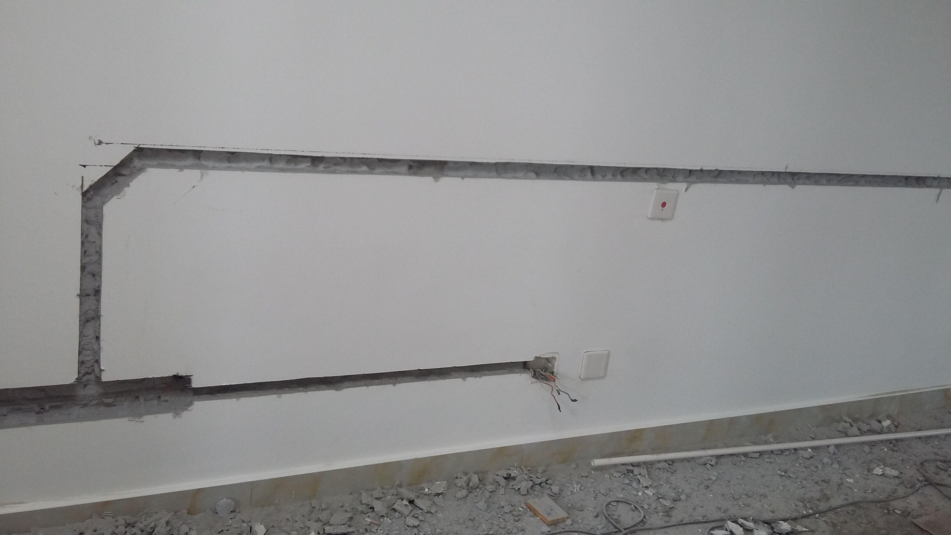 居家装修队旧房拆除整改水电批腻子新房装修整体报价