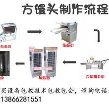 洛阳馒头机馒头机厂家买设备免费教技术