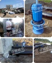 路桥工程排水泵_敞开式轴流泵供应图片