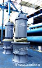 第三代潜水轴流泵厂家直销/轴流泵工期快速供应图片