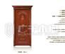 中国木门十大品牌广千古典伯爵系列凡蒂尼·DH-1