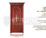 中国木门十大品牌广千古典伯爵系列布朗尼·DH-5