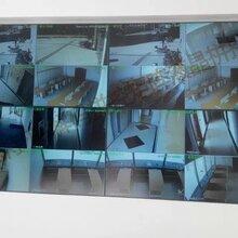 安防工程大屏幕显示设备图片