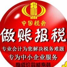 专业接广州市天河、黄埔、萝岗区企业做账报税,适合小规模和一般纳税人图片