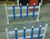 厂家直销pvc别墅栅栏PVC庭院社区护栏塑钢草坪栏杆生产批发
