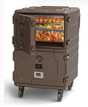 保温送餐车蛋糕点心自助餐冰淇淋冷藏保鲜保温车图片