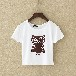广东厂家直销夏季女装便宜短袖女t恤批发优质地摊货源女式T恤衫