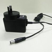 澳规C-TICK认证5V2.4A电源适配器插墙式充电器GME12A-050240FAR图片