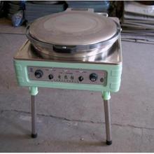 厂家直供电饼铛电热式燃气式千层饼机小吃设备烘烤油炸机器