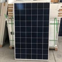 全国大量回收太阳能电站拆卸组件单晶光伏板价格